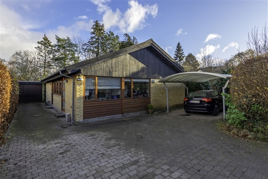 114 m2 villa i Hørsholm til salg
